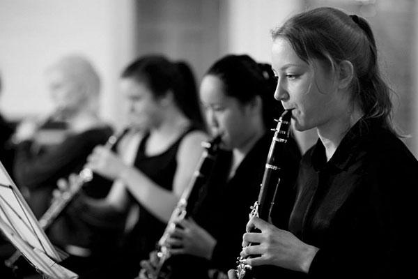 Hva er et symfoniorkester uten blåsere?
